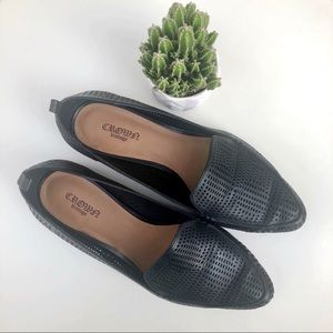 Crown Vintage Leather Loafers